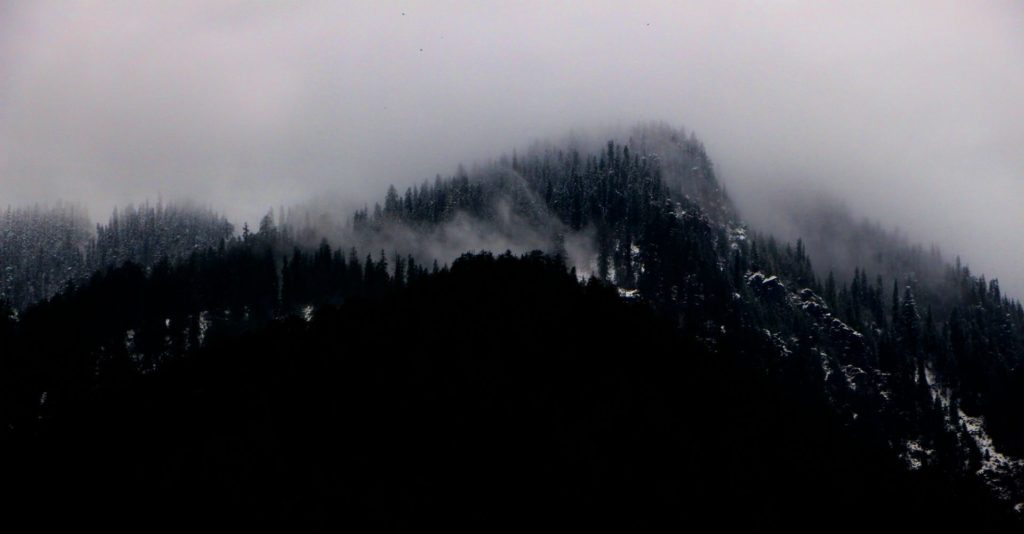 Travel photography in Manali, India