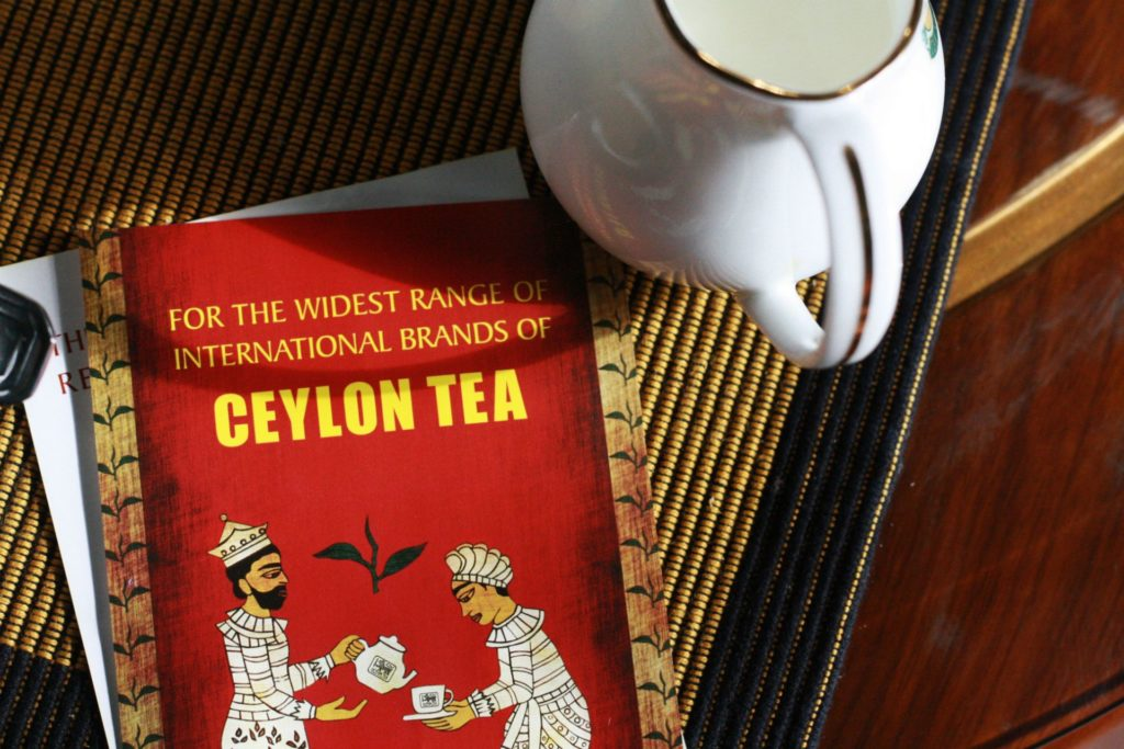 Photographed at Ceylon Tea Moments for YAMU.LK